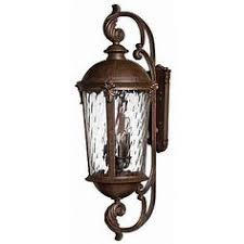 hinkley lighting h2310 15 height 2 light lantern outdoor wall