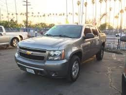 Used Chevrolet Avalanche for Sale in Los Angeles CA