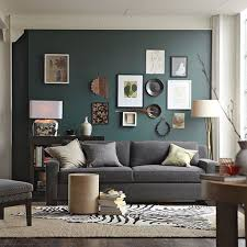 Brown And Teal Living Room by How Not To Choose Paint Colours But Everybody Does It Maria