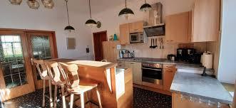 wohnküche esszimmer des eifel ferienhaus rodershausen