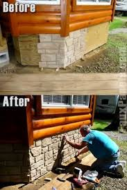 Metal Deck Skirting Ideas by Diy Mobile Home Skirting Mobile Home Remodel Pinterest