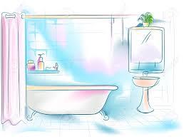 bathroom clipart 2 cliparting
