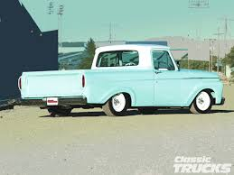 33 Brilliant Ford Unibody Truck | Daily Car Magz