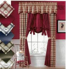 Country Curtains Avon Ct by Country Gingham Curtains Eyelet Curtain Curtain Ideas