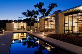 100 Contemporary Glass Houses Flyway View House By Jon Anderson Architecture