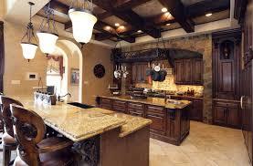 tuscan kitchen design style decor ideas throughout islands plan 4