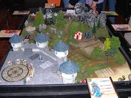 des jeux siege reportage de la 21ème soirée jeux de nim spéciale les chevaliers