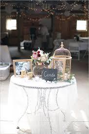 Pretty Pink Vineyard Wedding Welcome TableWedding