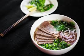 pho cuisine instant pot beef pho recipe phở chín brisket pho food is four