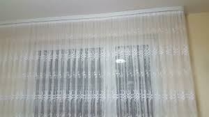 vorhang gardinen wohnzimmer gardinen 3 teile
