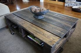 homemade coffee table ideas looks like it u0027s just reclaimed wood