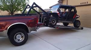 100 Utv Truck Rack Hydraulic UTV Pickup Lift Is Changing The Game Speed Society