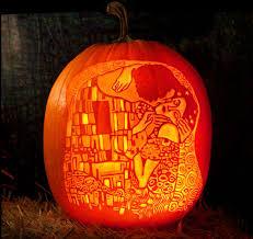 Easy Shark Pumpkin Carving by Pumpkin Klimt Art Wired Jp Pumpkins Pinterest Pumpkin