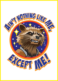 rocket aint nothing like me funny sci fi t shirts