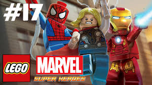 lego marvel super heroes gameplay walkthrough part 17 that