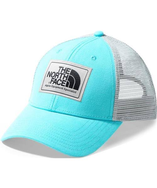 The North Face Mudder Trucker Hat - Mint Blue