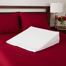 Intevision Foam Wedge Bed Pillow by Mattress Wedge Twin Mattress