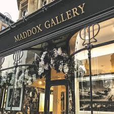 100 Westbourn Grove Maddoxgallery E Displaying The Untouchabl Flickr
