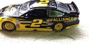 Rylan's Diecat Reviews #5. Brad Keselowski's #2 Alliance Truck Parts ...