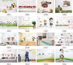 Self Adhesive 3d Art Room Decor 5d Wall Stickers