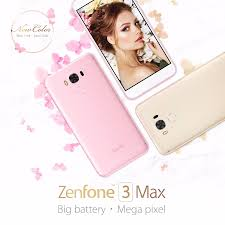 Asus Zenfone 3 Max Gets Two New Colors Rose Pink And Sand Gold