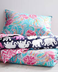 LILLY PULITZER BEDDING on The Hunt