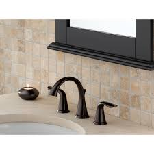 Brushed Bronze Bathtub Faucets by Lahara 3538lf Two Handle Widespread Lavatory Faucet Oil Rubbed