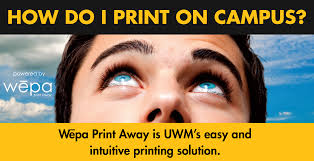 uwm d2l help desk wēpa print away cus technology