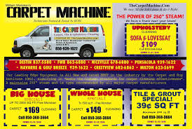 The Carpet Machine - Carpet Cleaning Milton, FL