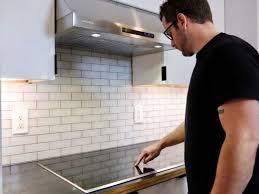 Subway Tile Backsplash For Kitchen How To Install Subway Tile Installing Tile Backsplash For