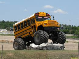 Pin By Walter Rhoades On 4x4s | Pinterest | School Buses, Monster ...