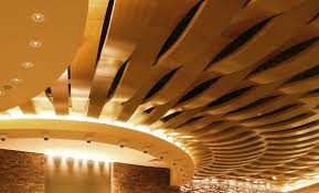 100 Wood On Ceilings Ideas En Ceiling Panel Design L Shaped And Ceiling
