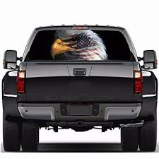 Car Sticker American Flag Bald Eagle Warbird FLAG Face Rear Window ... Tampa Fl Mobile Advertising Rear Window Truck Graphics For Ford Graphic Decal Sticker Decals Custom For Cars Best Resource Realtree Camo 657332 Related Keywords Suggestions Stairway To Heaven Nw Sign Solutions See Through Perforation Fort Lauderdale American Flag Better Elegant Vuscape Made In Michigan Chevy Fire Car Suv Grim Pick Up