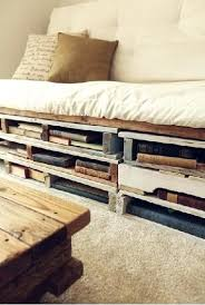 Pallet Diy Ideas Easy For Beds Bed Headboard Frame Decor