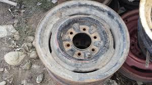 100 5 Lug Chevy Truck Rims AKH Vintage Wheels Wheels