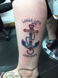 anchor tattoos and designs page 313