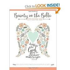 Beauty In The Bible Adult Coloring Book Artists 9781941325223