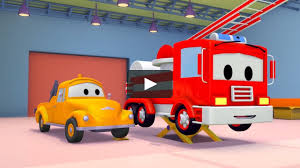 100 Tow Truck In Spanish TOM THE TOW TRUCK 108x530 Neutral TOM THE TOW TRUCK_Ep2_The Fire _LAS