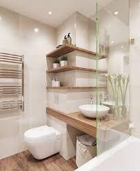 corner shelving kleines badezimmer umgestalten badezimmer