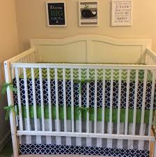 Boy Crib Bedding by Crib Bedding Green And Blue Baby Crib Design Inspiration