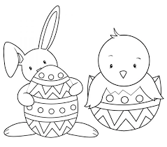 Easter Coloring Pages Crazy Little Projects For Kids