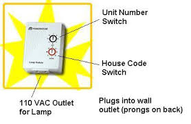 X10 Lamp Module Not Working by Using X10 Modules Cell 9 Control Your Home By Cell Phone