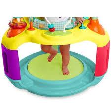table activité bébé avec siege bright starts tapis de jeu springin safari bounce a amazon