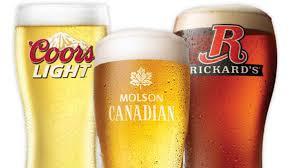 Molson Canadian Bar
