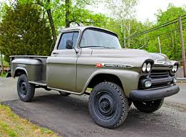 1959 Chevy Napco 4x4 Pickup Truck | Sweet Rides ! | Pinterest ... Tci Eeering 51959 Chevy Truck Suspension 4link Leaf Customer Gallery 1955 To 1959 Trucks History 1918 Chevrolet Apache 3100 Stock 139365 For Sale Near Columbus Oh Retyrd Photo Image Classic Cars Sale Michigan Muscle Old Amazoncom Custom Autosound Stereo Compatible With 1949 Chevygmc Pickup Brothers Parts 4x4 Rust Free Panel Very Cool Project Gmc Rat Rod 1958 Shortbed Stepsides Only Pinterest Chevy Chevrolet Station Wagon Rare 164 Scale Diorama Diecast One Fine 59