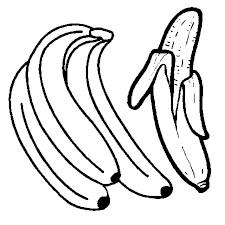 Singe à La Banane Coloriage Image Vectorielle Keeweegirl © 173529902