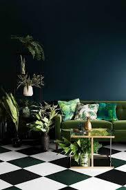 90 originelle zimmer einrichtungsideen dunkelgrüne wände
