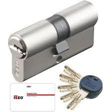 barillet securite porte entree bricorama cylindre de porte haute sécurité debrayable 30 x 50 mm