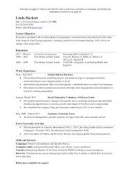 Single Page Resume Template Free Download Sample One