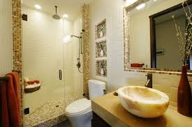 recessed bathroom tile niches want to add recessed mirror marble